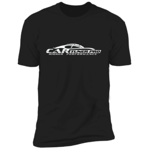 redirect 1 Adult Car Tuner Pro Short Sleeve T-Shirt (Black)