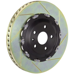 brembo 405x34 2 piece slotted rotors front rotors Brembo 405x34 2-Piece Slotted Rotors Front Rotors