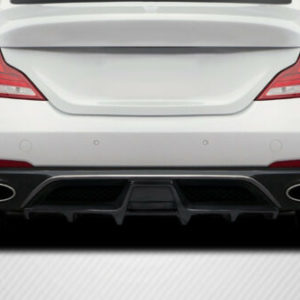 carbon creations msr rear diffuser 1 piece for 2019 2020 g70 Carbon Creations MSR Rear Diffuser - 1 Piece for 2019-2020 G70