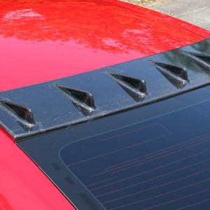 chargespeed carbon fiber roof fin nissan gtr r35 2009 2021 ChargeSpeed Carbon Fiber Roof Fin Nissan GTR R35 2009-2021