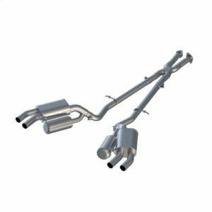 """mbrp performance 25 catback exhaust system for 2018 2021 kia stinger gt 33l MBRP Performance 2.5"""" Catback Exhaust System for 2018-2021 Kia Stinger GT 3.3L"""