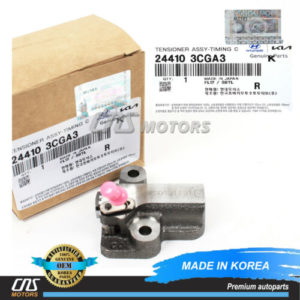 oem timing chain tensioner for 12 19 g70 g80 g90 azera genesis coupe santa fe OEM Timing Chain Tensioner for 12-19 G70 G80 G90 Azera Genesis / Coupe Santa Fe